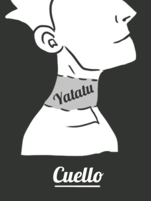 Tatuaje Temporal Cuello