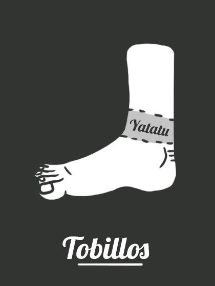 Tatuaje Temporal Tobillo