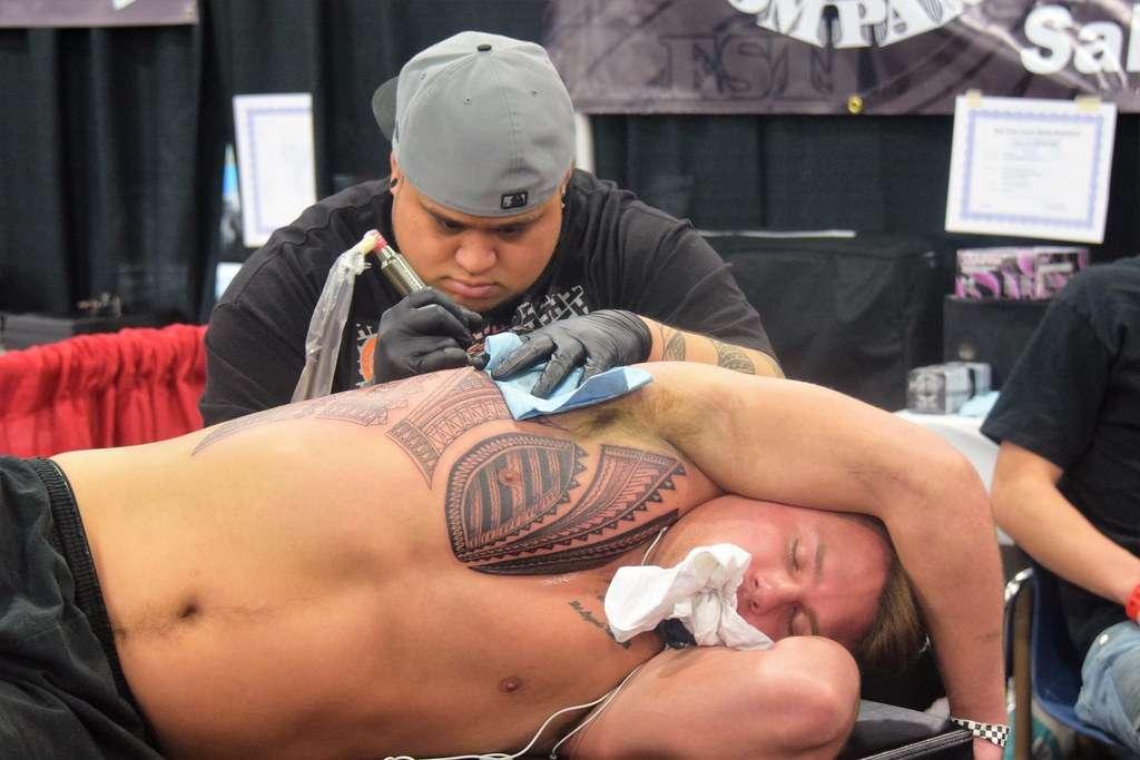 Dolor tatuaje